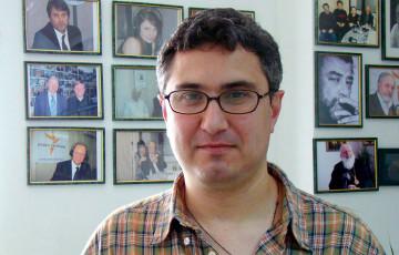 Главред «Исторической правды» Кипиани стал первым лауреатом премии имени Гонгадзе